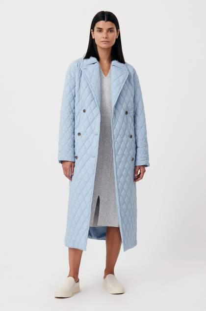 Женское пальто Finn Flare FAB110200, голубой