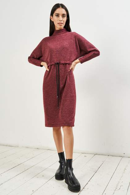 Женское платье Vittoria Vicci 1-20-2-2-04-21053, бордовый