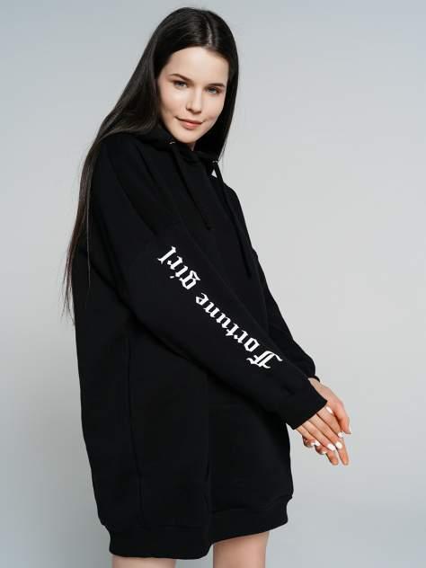 Платье женское ТВОЕ 78166 черное XS/S