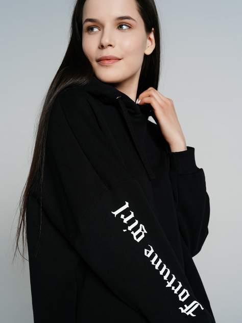 Платье женское ТВОЕ 78166 черное M/L