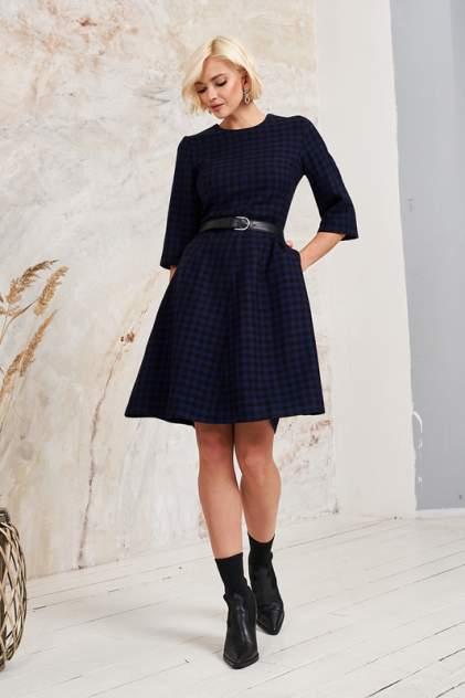 Повседневное платье женское Vittoria Vicci М1-20-2-0-0-52299 черное XL