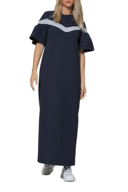 Повседневное платье женское KIDONLY КУП-004ПЛ/ синее 50