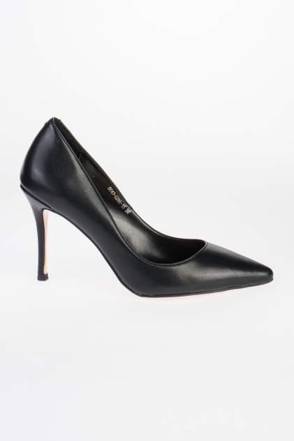 Туфли женские Ennergiia D643-G266, черный