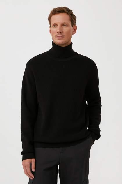 Джемпер мужской  Finn Flare BAS-20102, черный