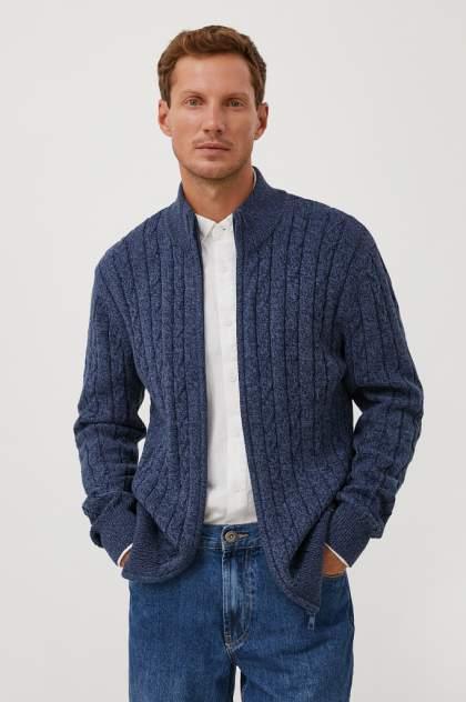 Кардиган мужской Finn Flare FAB21105, голубой