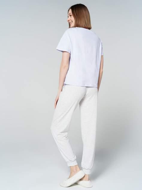 Пижама женская ТВОЕ 77345 голубая XL