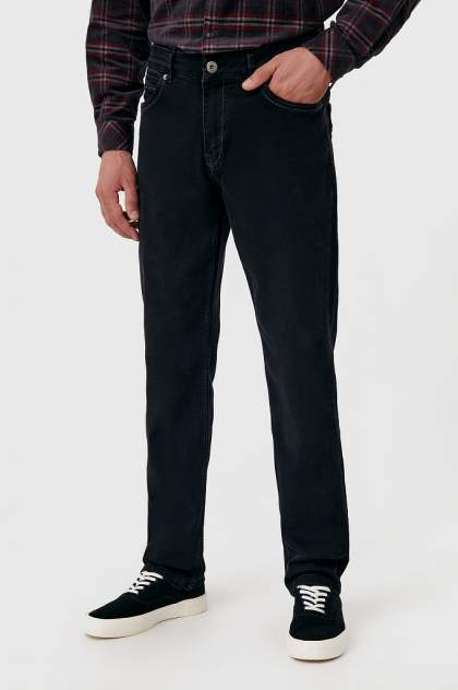 Джинсы мужские Finn Flare FAB25013, черный