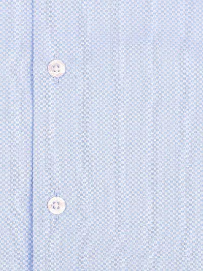 Рубашка для мальчиков Van Cliff цв. голубой р.134 (32)