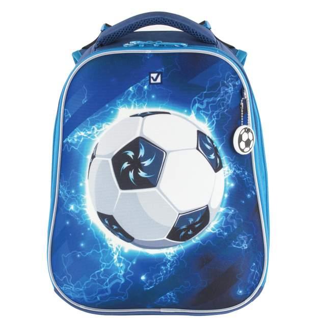 Рюкзак детский Brauberg PREMIUM Футбол 38х29х18 см