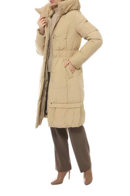 Пуховик-пальто женский ACASTA 218920000 бежевый 50