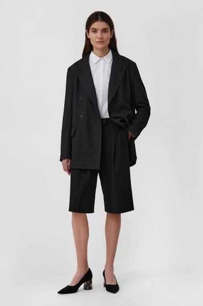 Женские шорты Finn Flare FAB110129R, черный