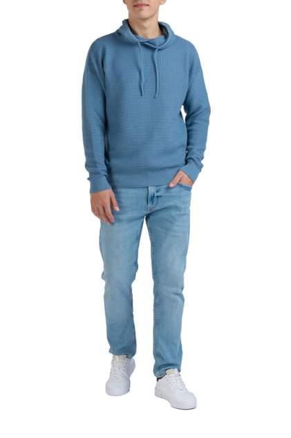 Толстовка мужская FORTE 1757 синяя 3XL-182