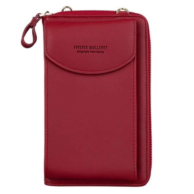 Портмоне женское Baellerry Forever Luxury красное