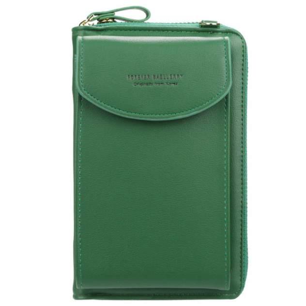 Портмоне женское Baellerry Forever Luxury зеленое