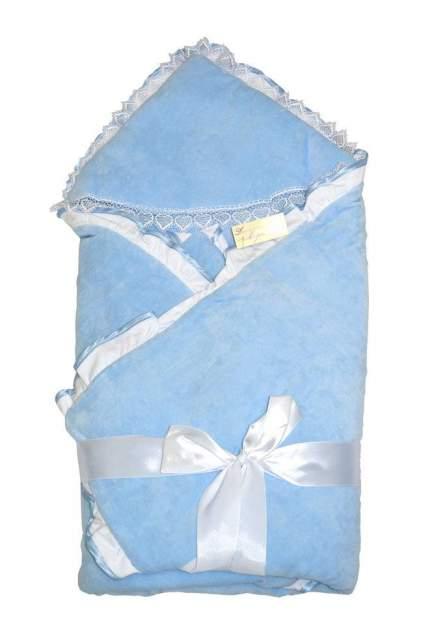 Одеяло на выписку Bombus Малютка, велюр