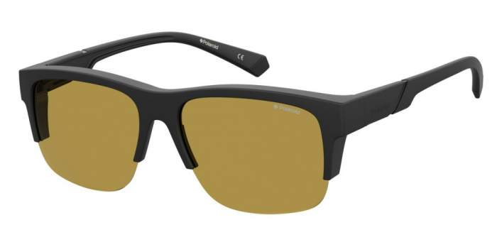 Солнцезащитные очки унисекс Polaroid PLD 9012/S MTT BLACK