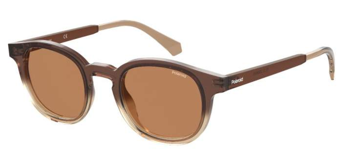Солнцезащитные очки мужские Polaroid PLD 2096/S BROWN