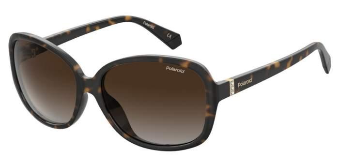 Солнцезащитные очки женские Polaroid PLD 4098/S DKHAVANA