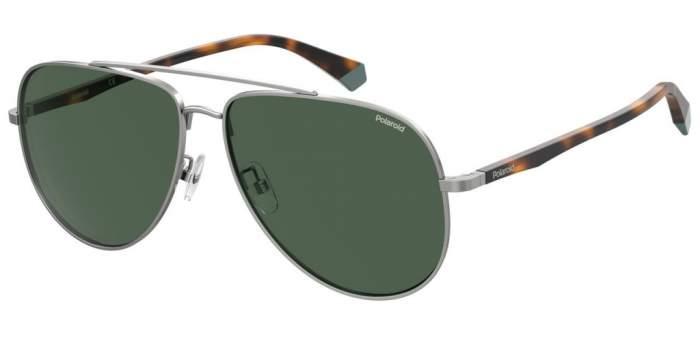 Солнцезащитные очки мужские Polaroid PLD 2105/G/S RUTHENIUM
