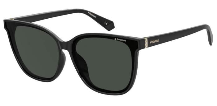 Солнцезащитные очки женские Polaroid PLD 4101/F/S BLACK