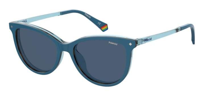Солнцезащитные очки женские Polaroid PLD 6138/CS AZURE