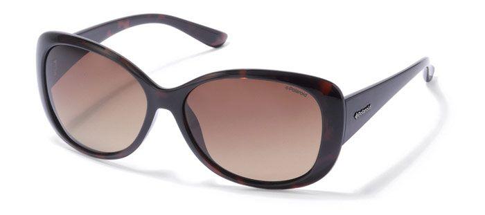Солнцезащитные очки женские Polaroid P8317B HAVANA