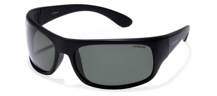 Солнцезащитные очки унисекс Polaroid 07886D BLACK/GREEN