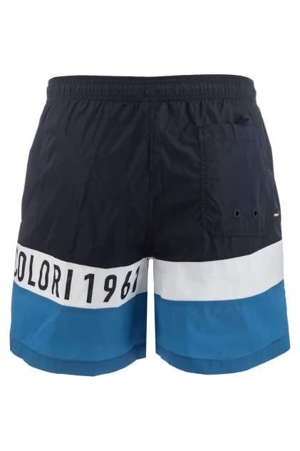 Купальные шорты мужские Aeronautica Militare BW188CT2599 90823 синие 52 IT