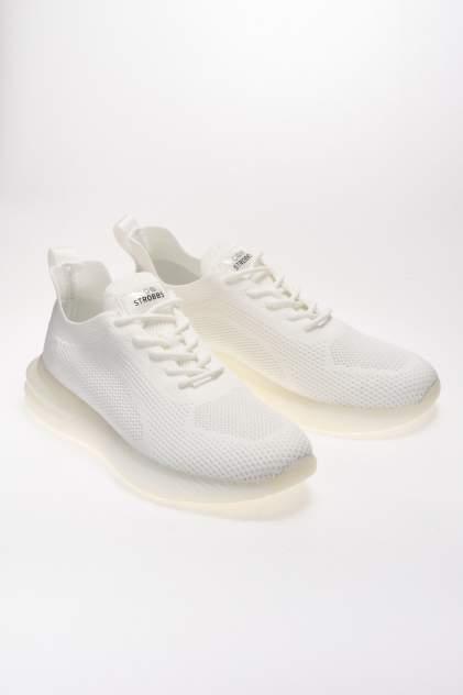 Кроссовки мужские Strobbs C3172 белые 43 RU