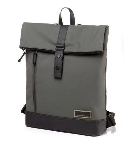 "Рюкзак для ноутбука унисекс Samsonite 96N-94001 12.5"" хаки"