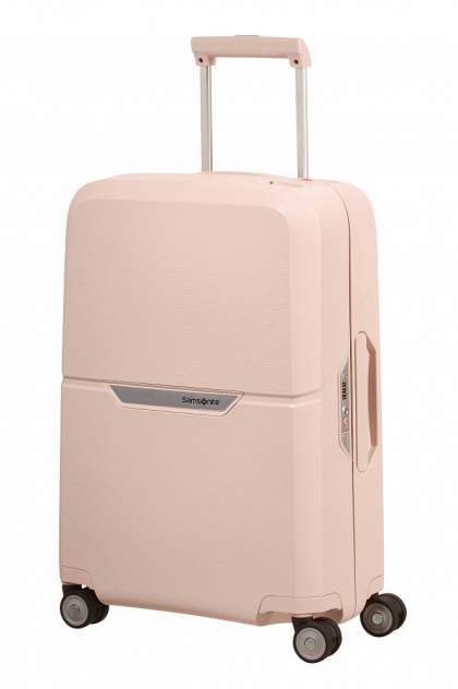 Чемодан Samsonite CK6, розовый