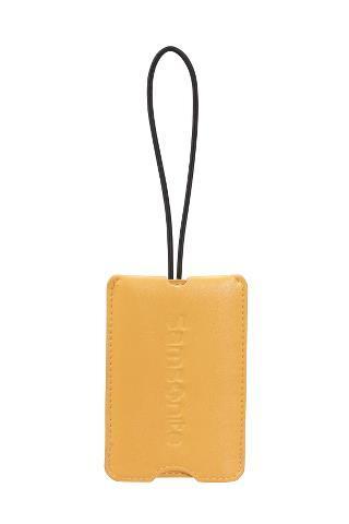 Бирка багажная Samsonite CO1-06102 желтая
