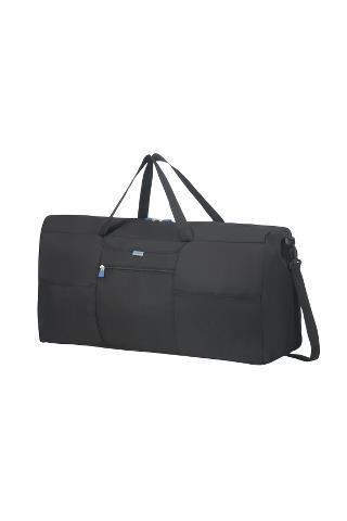 Дорожная сумка унисекс Samsonite CO1-09033 черная, 70х26х36 см