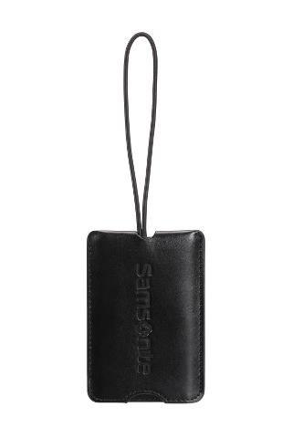 Бирка багажная Samsonite CO1-09102 черная