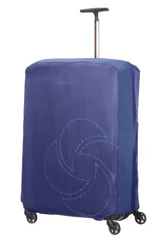 Чехол для чемодана Samsonite CO1, синий