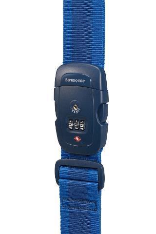 Ремень багажный Samsonite CO1-11057 синий