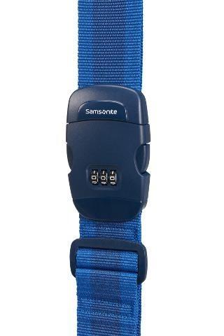 Ремень багажный Samsonite CO1-11058 синий