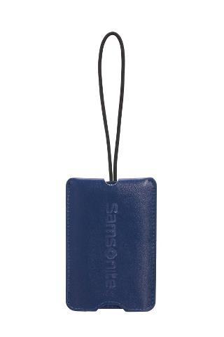 Бирка багажная Samsonite CO1-11102 синяя