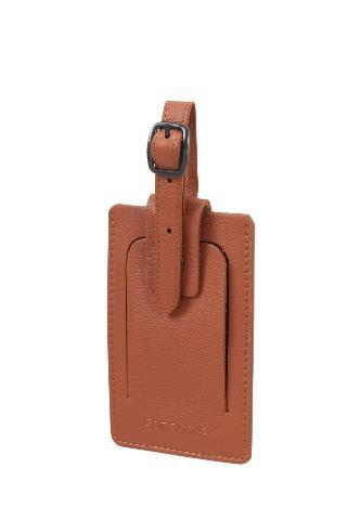 Бирка багажная Samsonite CO1-13103 коричневая