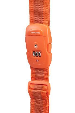 Ремень багажный Samsonite CO1-96057 оранжевый