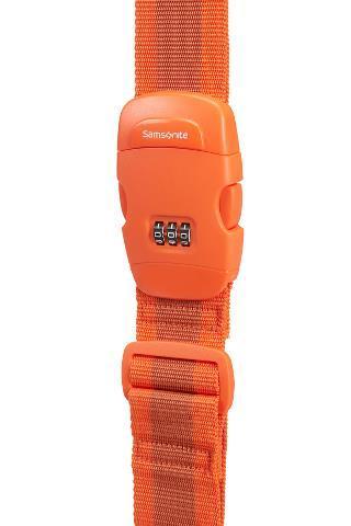 Ремень багажный Samsonite CO1-96058 оранжевый