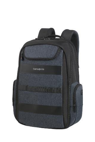 """Рюкзак для ноутбука унисекс Samsonite CS5-01001 15.6"""" темно-синий/dark blue"""
