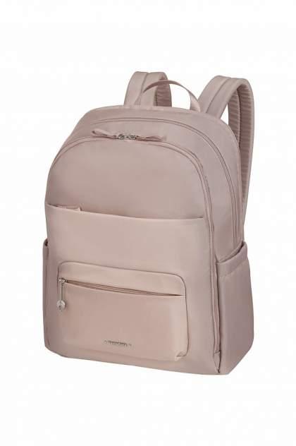 """Рюкзак для ноутбука унисекс Samsonite CV3-47058 14.1"""" розовый"""