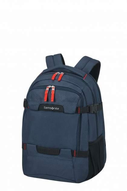 Рюкзак для ноутбука унисекс Samsonite KA1-01004 синий