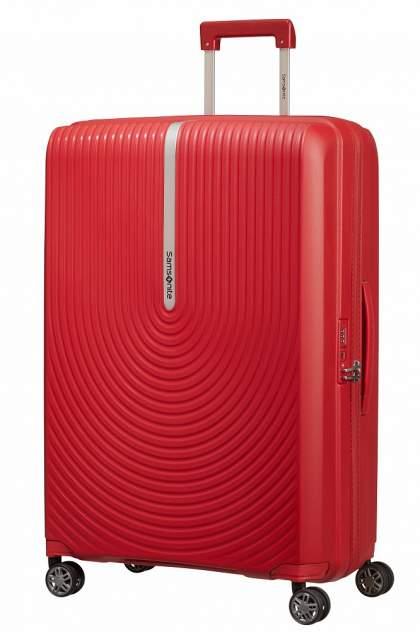 Чемодан Samsonite KD8-00003, красный