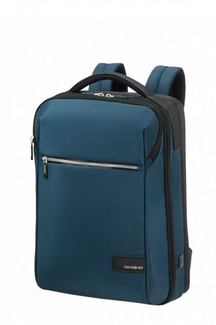 Рюкзак для ноутбука унисекс Samsonite KF2-11005 бирюзовый