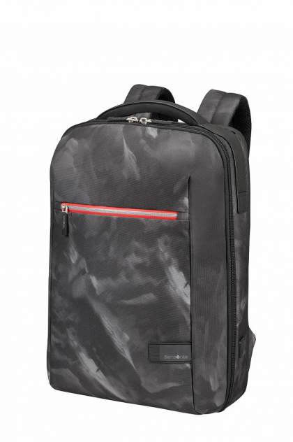 Рюкзак для ноутбука унисекс Samsonite KF2-58004 серый принт