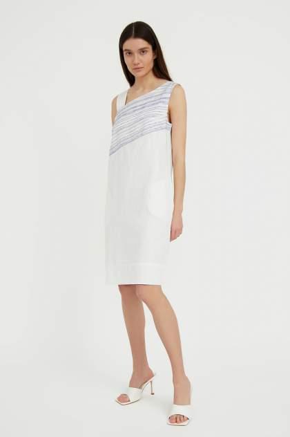 Женское платье Finn Flare S21-14036, белый