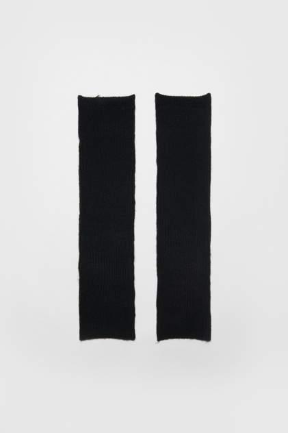 Гетры женские Modis M202U00405B003 черные one size