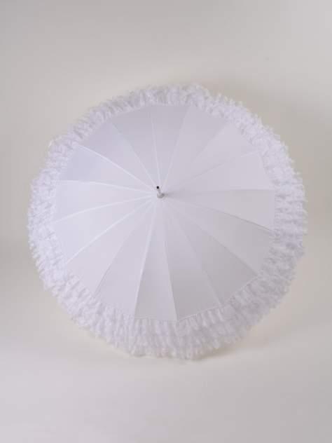 Зонт женский Zest 21572 белый